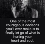 Hurting your soul