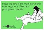 get up..