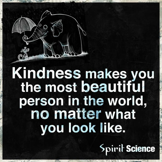 kidness makes you